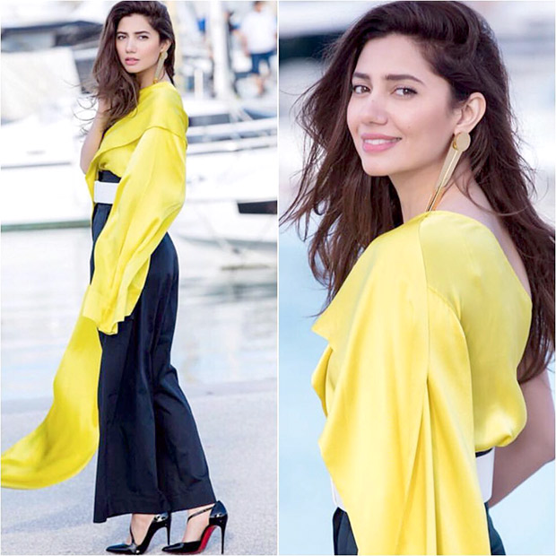 Mahira Khan in Solace London at Cannes 2018