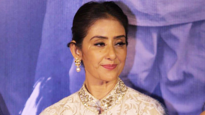Manisha Koirala opens up about playing the role of Nargis Dutt & lot more Sanju Trailer Launch