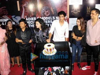 Palash Muchhal's birthday bash