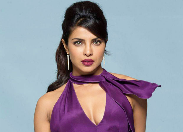 Priyanka Chopra takes up the cause of water in her next production