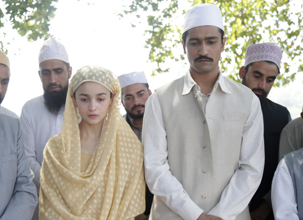 Raazi day-2 box office collection: Alia Bhatt's film witnesses 50.07% growth