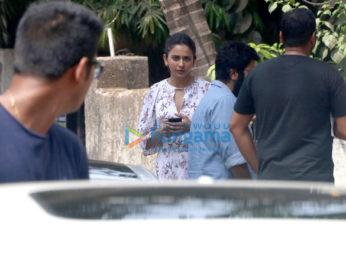 Rakul Preet Singh snapped in Bandra