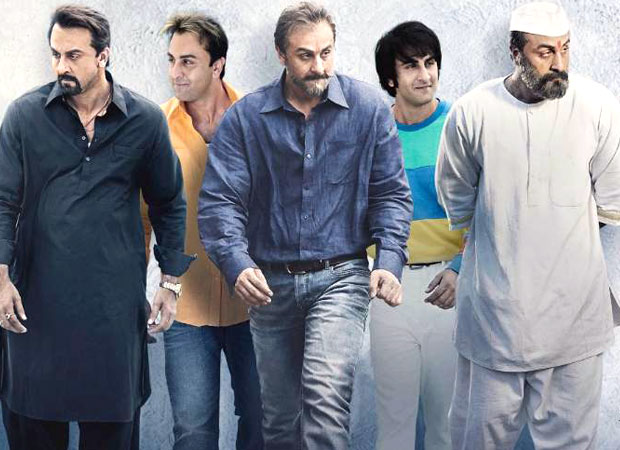 SANJU: Ranbir Kapoor REVEALS his favourite look from Sanjay Dutt biopic