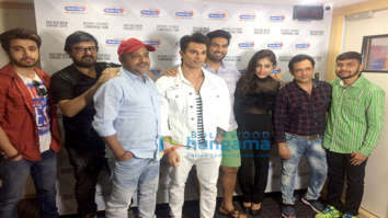 Sajid - Wajid, Karan Singh Grover, Kunaal Roy Kapur & Ankush Bhatt grace the launch of the song 'Nikamma' from the film 3 Dev