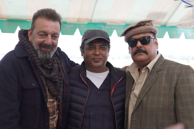 Sanjay Dutt and Nargis Fakhri PARTY with Torbaaz team in Kyrgyzstan