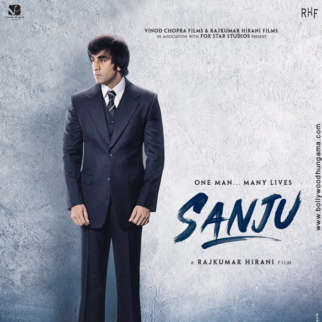 First Look Of Sanju