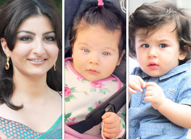Soha Ali Khan opens up about the beautiful sibling bond Inaaya shares with Taimur