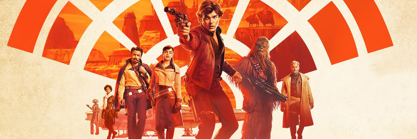Solo: A Star Wars Story (English)