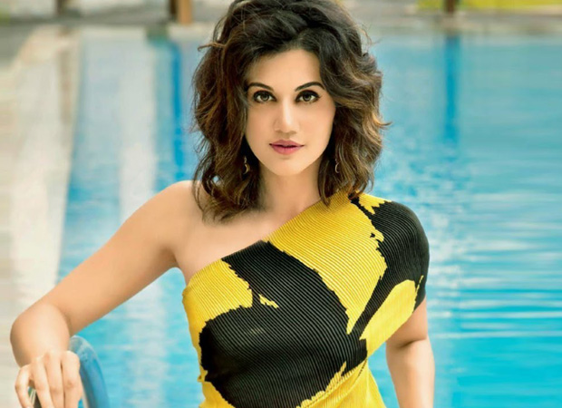 Taapsee Pannu is moving into her NEW HOUSE in Mumbai and she can't be more excited!