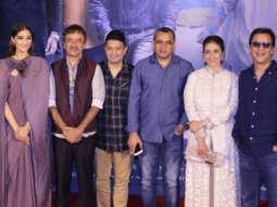 """Vidhu Vinod Chopra """"Zindagi toh Sanjay Dutt ne jee hai, hum ne toh kuch…."""" Sanju Trailer Launch"""
