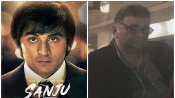 WATCH: Rishi Kapoor and Neetu Kapoor get emotional after watching Ranbir Kapoor's Sanju trailer