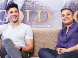 """Akshay Kumar is a huge PRANKSTER"" Reema Kagti Farhan Akhtar GOLD"
