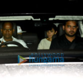 Anushka Sharma and Virat Kohli snapped in Mumbai