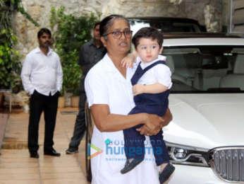 Celebs grace Tusshar Kapoor's son Laksshya's birthday party