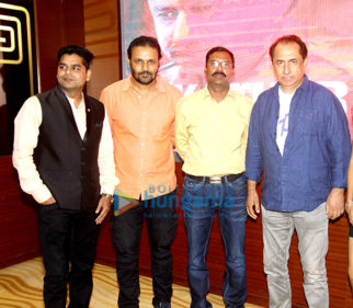 Celebs grace the trailer launch of 'Kathor'
