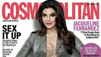 Jacqueline Fernandez On The Cover Of Cosmopolitan