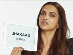 Deepika Padukone explains craziest HINDI SLANG words to Americans in this latest video