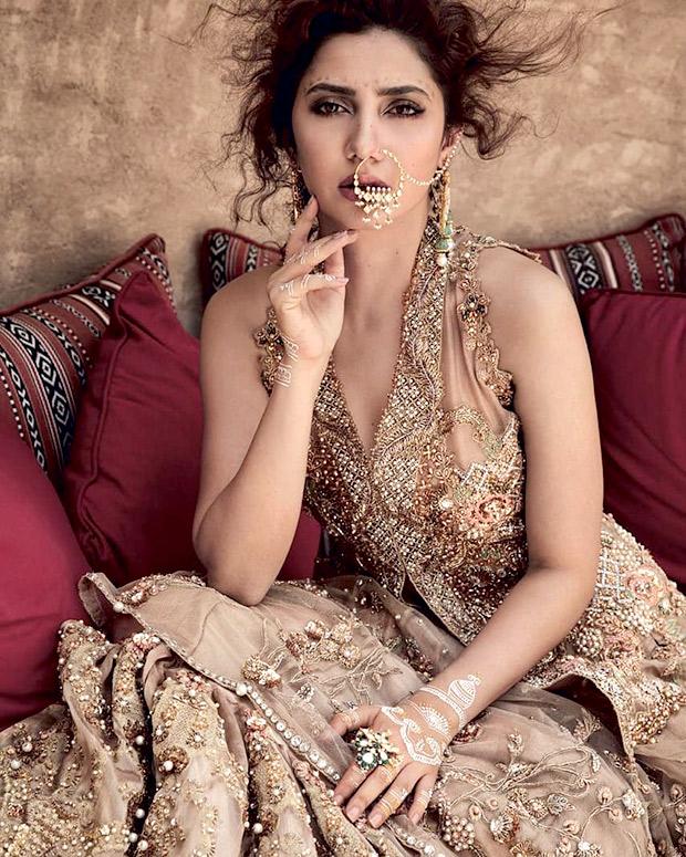 Fawad Khan and Mahira Khan for Brides Today photoshoot (5)