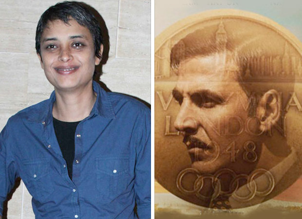 Here's what Reema Kagti has to say about Akshay Kumar starrer Gold