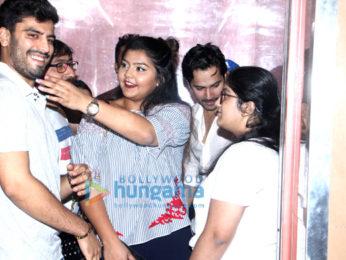 Hrithik Roshan, Disha Patani, Tiger Shroff and others snapped at PVR Juhu