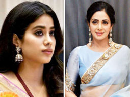 Janhvi Kapoor says that she would have completely broken down after Sridevi's death if not for DHADAK