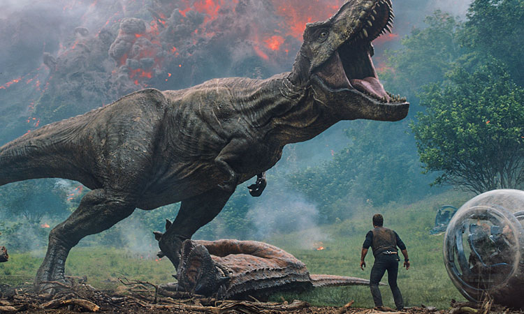 Jurassic World Fallen Kingdom (English) Review Image