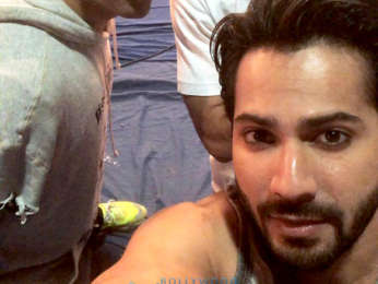 On The Sets Of The Kalank