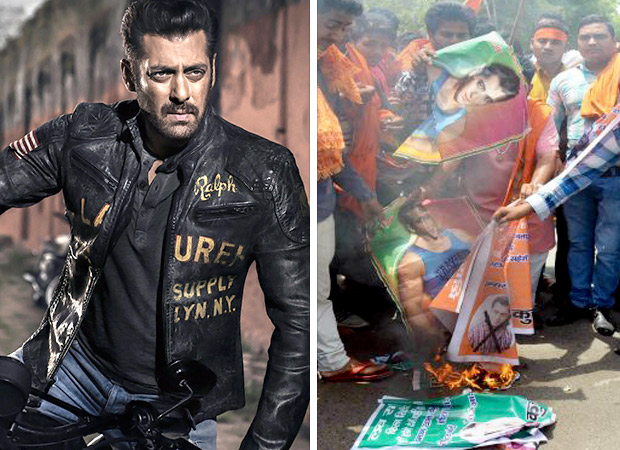 Loveratri in Trouble! Former VHP member Govind Parashar announces Rs. 2 lakh reward for THRASHING Salman Khan