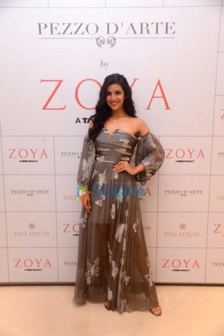 Nimrat Kaur graces the launch of Zoya's new collection Pezzo D'Arte