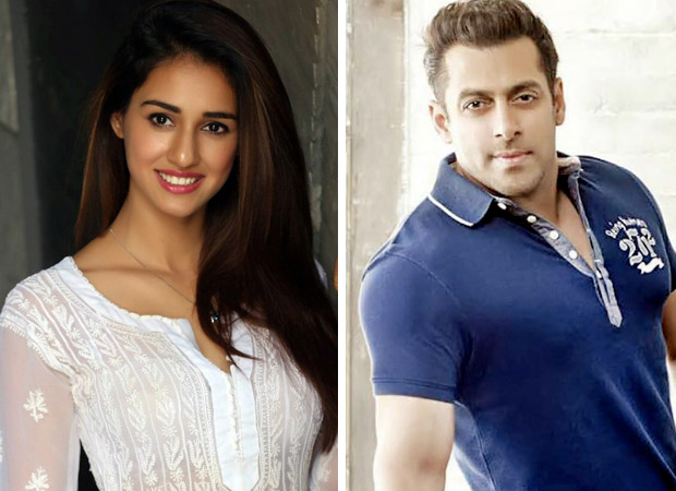 REVEALED Disha Patani will NOT be playing the love interest of Salman Khan