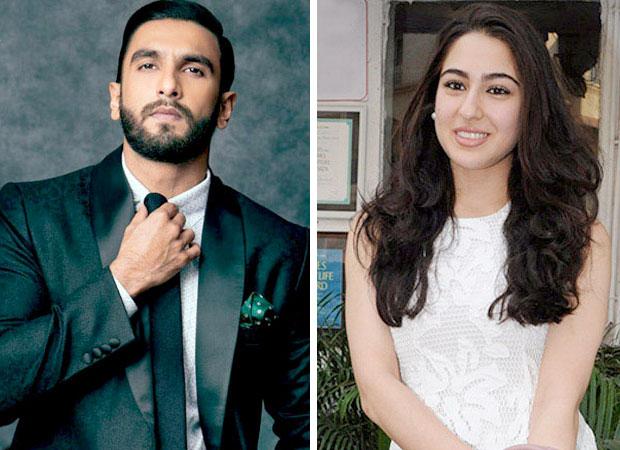 REVEALED: Ranveer Singh, Sara Ali Khan starrer Simmba's shoot kicks off today in Hyderabad
