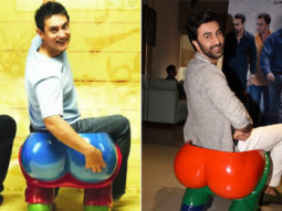 Ranbir Kapoor recreates Aamir Khan's All Izz Well scene from 3 Idiots during Sanju promotions
