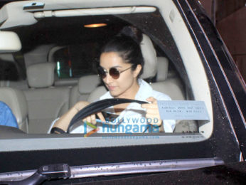 Shraddha Kapoor spotted at Mehboob Studio