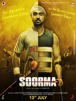 First Look Of Soorma