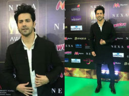 Varun Dhawan for IIFA Rocks 2018 (Featured)
