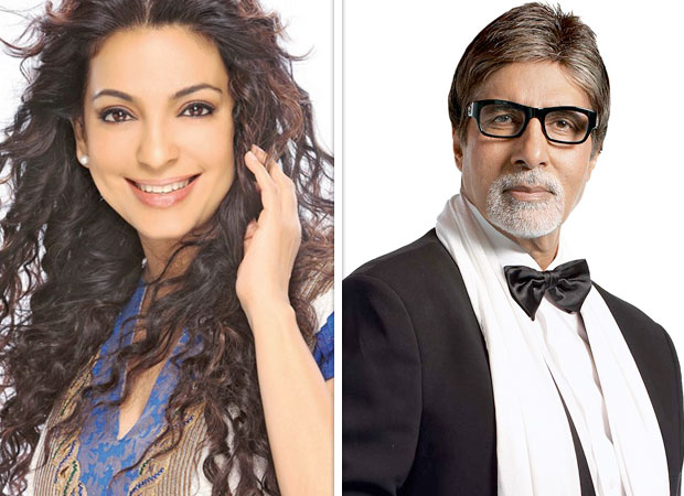 When Juhi Chawla received a thanking note from Amitabh Bachchan and the netizens helped her decode it