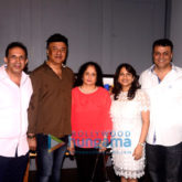 Celebs grace Parvez Damania's brunch party