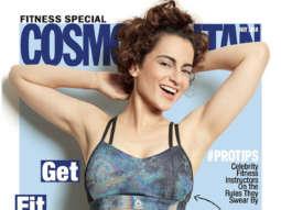 Kangana Ranaut On The Cover Of Cosmopolitan