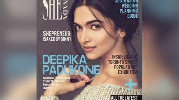 Deepika Padukone for SHE Canada