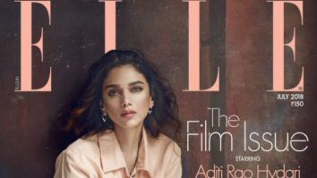 Aditi Rao Hydari On The Cover Of Elle