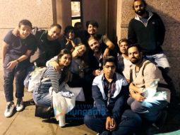 On The Sets Of The Movie Mental Hai Kya