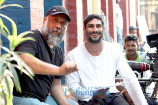 On The Sets Of The Movie Mulk