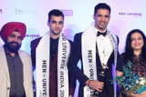 Raghav Juyal, Madhu Chopra & Others @Men Universe India 2018-19