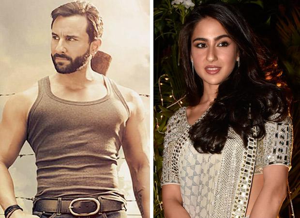 Yay! Saif Ali Khan and Sara Ali Khan sign a film together?