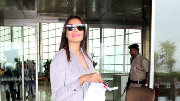 Bipasha Basu, Dia Mirza, Jackie Shroff and others snapped at the airport