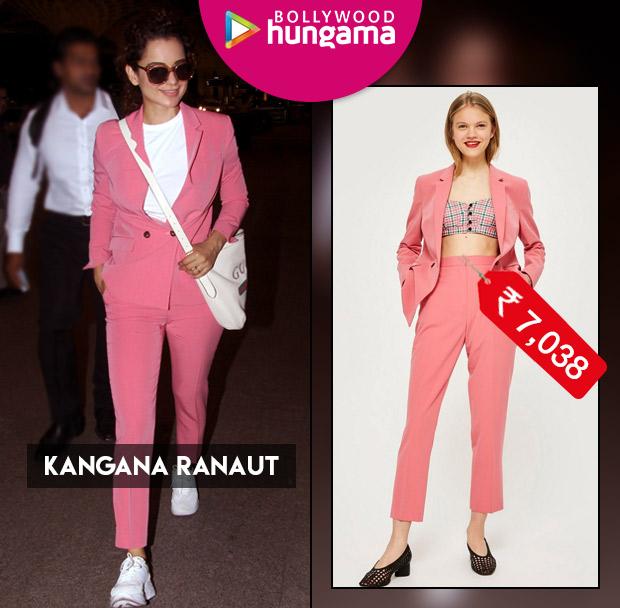 Celebrity Splurges - Kangana Ranaut