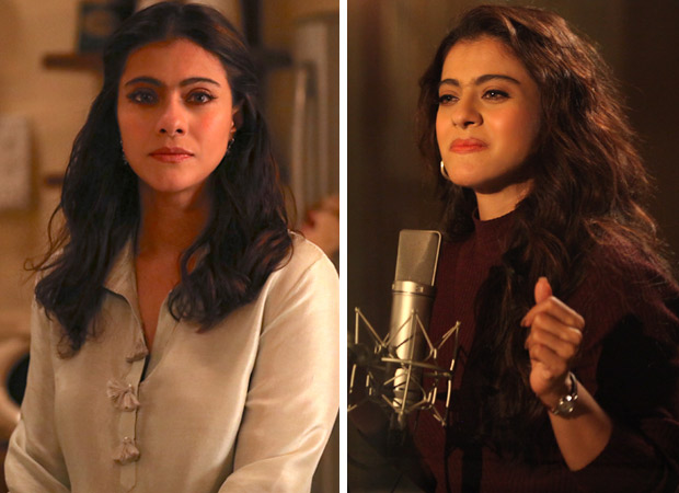 REVEALED: Kajol goes back to her 90s bushy hair and unibrow for Helicoper Eela, her two looks OUT