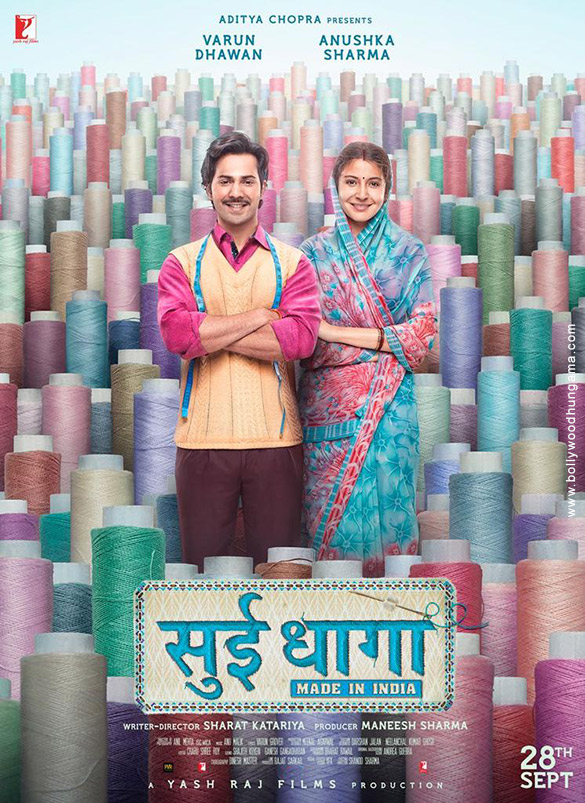 SUI DHAAGA (2018) con VARUN DHAWAN + Jukebox + Online Sub. Español Sui-Dhaaga-%E2%80%93-Made-In-India-001
