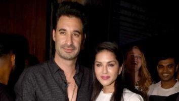 Sunny Leone and Pooja Chopra snapped in Juhu