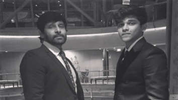 Tamil superstar Vikram's son Dhruv booked for rash driving in Chennai